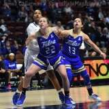 NCAA Women's Basketball - AAC Tournament FR - #8 Memphis 55 vs. #9 Tulsa 60 - Photo # (61)
