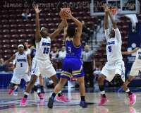 NCAA Women's Basketball - AAC Tournament FR - #8 Memphis 55 vs. #9 Tulsa 60 - Photo # (70)