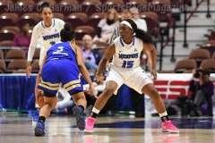 NCAA Women's Basketball - AAC Tournament FR - #8 Memphis 55 vs. #9 Tulsa 60 - Photo # (71)