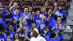 NCAA Women's Basketball - AAC Tournament FR - #8 Memphis 55 vs. #9 Tulsa 60 - Photo # (73)