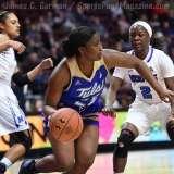 NCAA Women's Basketball - AAC Tournament FR - #8 Memphis 55 vs. #9 Tulsa 60 - Photo # (81)