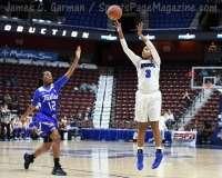 NCAA Women's Basketball - AAC Tournament FR - #8 Memphis 55 vs. #9 Tulsa 60 - Photo # (84)