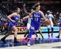 NCAA Women's Basketball - AAC Tournament FR - #8 Memphis 55 vs. #9 Tulsa 60 - Photo # (85)