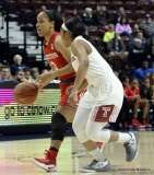 Gallery NCAA Women's Basketball; AAC Tournament QF's - #2 Temple 67 vs. #10 Houston 58 (14)