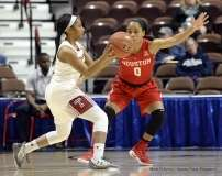 Gallery NCAA Women's Basketball; AAC Tournament QF's - #2 Temple 67 vs. #10 Houston 58 (16)