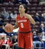 Gallery NCAA Women's Basketball; AAC Tournament QF's - #2 Temple 67 vs. #10 Houston 58 (23)