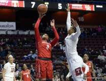 Gallery NCAA Women's Basketball; AAC Tournament QF's - #2 Temple 67 vs. #10 Houston 58 (27)