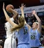 Gallery NCAA Women's Basketball; AAC Tournament QF's - #4 UCF 61 vs. #5 Tulane 57 (34)