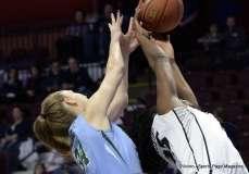 Gallery NCAA Women's Basketball; AAC Tournament QF's - #4 UCF 61 vs. #5 Tulane 57 (38)