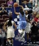 Gallery NCAA Women's Basketball; AAC Tournament QF's - #4 UCF 61 vs. #5 Tulane 57 (41)