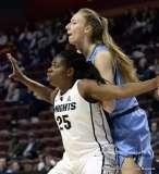 Gallery NCAA Women's Basketball; AAC Tournament QF's - #4 UCF 61 vs. #5 Tulane 57 (42)