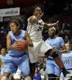 Gallery NCAA Women's Basketball; AAC Tournament QF's - #4 UCF 61 vs. #5 Tulane 57 (46)