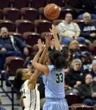 Gallery NCAA Women's Basketball; AAC Tournament QF's - #4 UCF 61 vs. #5 Tulane 57 (53)