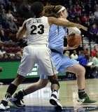 Gallery NCAA Women's Basketball; AAC Tournament QF's - #4 UCF 61 vs. #5 Tulane 57 (6)