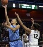 Gallery NCAA Women's Basketball; AAC Tournament QF's - #4 UCF 61 vs. #5 Tulane 57 (9)
