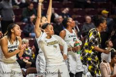 NCAA Womens Basketball AAC Quarterfinal - #2 UCF vs #7 Tulsa