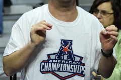 NCAA Women's Basketball AAC Tournament Semifinals - #1 UConn 81 vs. #5 USF 45 (10)