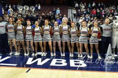 NCAA Women's Basketball AAC Tournament Semifinals - #1 UConn 81 vs. #5 USF 45 (131)