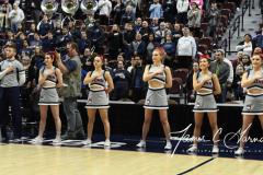 NCAA Women's Basketball AAC Tournament Semifinals - #1 UConn 81 vs. #5 USF 45 (15)