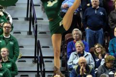NCAA Women's Basketball AAC Tournament Semifinals - #1 UConn 81 vs. #5 USF 45 (20)