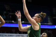 NCAA Women's Basketball AAC Tournament Semifinals - #1 UConn 81 vs. #5 USF 45 (27)