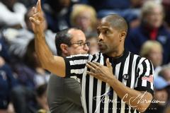 NCAA Women's Basketball AAC Tournament Semifinals - #1 UConn 81 vs. #5 USF 45 (53)