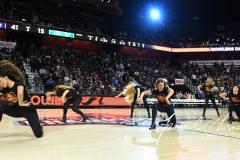 NCAA Women's Basketball AAC Tournament Semifinals - #1 UConn 81 vs. #5 USF 45 (57)