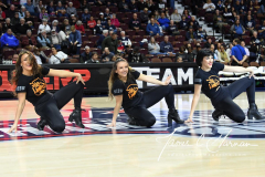 NCAA Women's Basketball AAC Tournament Semifinals - #1 UConn 81 vs. #5 USF 45 (60)