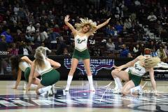 NCAA Women's Basketball AAC Tournament Semifinals - #1 UConn 81 vs. #5 USF 45 (67)
