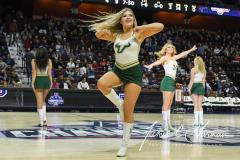 NCAA Women's Basketball AAC Tournament Semifinals - #1 UConn 81 vs. #5 USF 45 (68)