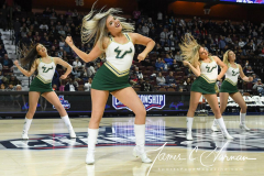 NCAA Women's Basketball AAC Tournament Semifinals - #1 UConn 81 vs. #5 USF 45 (69)