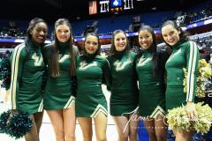 NCAA Women's Basketball AAC Tournament Semifinals - #1 UConn 81 vs. #5 USF 45 (78)