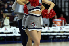 NCAA Women's Basketball AAC Tournament Semifinals - #1 UConn 81 vs. #5 USF 45 (80)