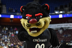 NCAA Women's Basketball AAC Tournament Semifinals - #2 UCF 66 vs. #3 Cincinnati 58 (11)