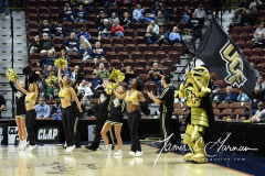 NCAA Women's Basketball AAC Tournament Semifinals - #2 UCF 66 vs. #3 Cincinnati 58 (12)