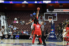 NCAA Women's Basketball AAC Tournament Semifinals - #2 UCF 66 vs. #3 Cincinnati 58 (13)