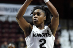 NCAA Women's Basketball AAC Tournament Semifinals - #2 UCF 66 vs. #3 Cincinnati 58 (14)