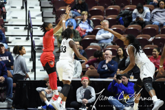 NCAA Women's Basketball AAC Tournament Semifinals - #2 UCF 66 vs. #3 Cincinnati 58 (16)