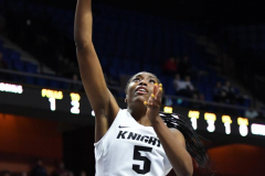 NCAA Women's Basketball AAC Tournament Semifinals - #2 UCF 66 vs. #3 Cincinnati 58 (18)