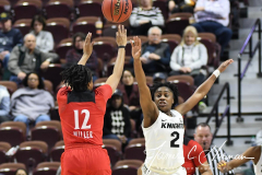 NCAA Women's Basketball AAC Tournament Semifinals - #2 UCF 66 vs. #3 Cincinnati 58 (19)