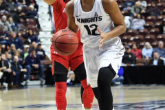 NCAA Women's Basketball AAC Tournament Semifinals - #2 UCF 66 vs. #3 Cincinnati 58 (20)