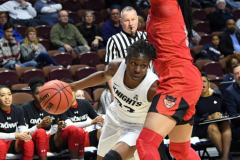 NCAA Women's Basketball AAC Tournament Semifinals - #2 UCF 66 vs. #3 Cincinnati 58 (23)