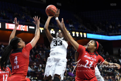 NCAA Women's Basketball AAC Tournament Semifinals - #2 UCF 66 vs. #3 Cincinnati 58 (24)