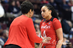NCAA Women's Basketball AAC Tournament Semifinals - #2 UCF 66 vs. #3 Cincinnati 58 (26)