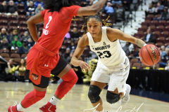 NCAA Women's Basketball AAC Tournament Semifinals - #2 UCF 66 vs. #3 Cincinnati 58 (30)
