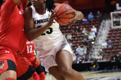 NCAA Women's Basketball AAC Tournament Semifinals - #2 UCF 66 vs. #3 Cincinnati 58 (35)