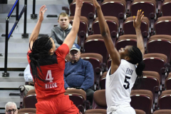 NCAA Women's Basketball AAC Tournament Semifinals - #2 UCF 66 vs. #3 Cincinnati 58 (39)