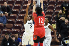 NCAA Women's Basketball AAC Tournament Semifinals - #2 UCF 66 vs. #3 Cincinnati 58 (44)
