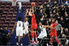 NCAA Women's Basketball AAC Tournament Semifinals - #2 UCF 66 vs. #3 Cincinnati 58 (54)
