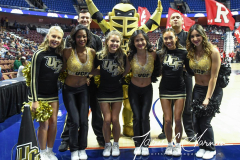 NCAA Women's Basketball AAC Tournament Semifinals - #2 UCF 66 vs. #3 Cincinnati 58 (6)